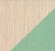 Фото: Дуб беленый с зелеными вставками