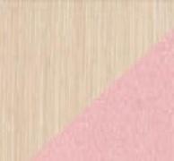 Фото: Дуб беленый с розовыми вставками